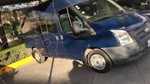 Ford Transit Custom Pasajeros Larga Aa usado (2010) color Azul Profundo precio $140,000