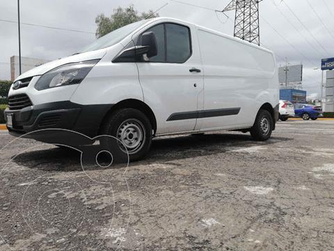 Ford Transit Custom VAN Corta usado (2014) color Blanco precio $279,000