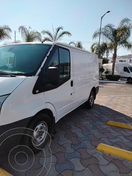 Ford Transit Custom VAN Corta Techo Bajo usado (2008) color Blanco precio $100,000