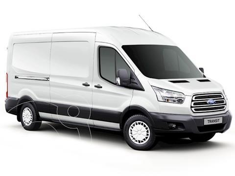 Ford Transit Van Larga 2.2L TDi TE usado (2020) color Blanco Oxford precio $4.100.000
