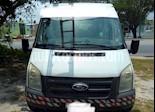 Foto venta Auto usado Ford Transit Diesel Pasajeros (2013) color Blanco precio $168,000