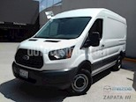 Foto venta Auto usado Ford Transit Gasolina Van Mediana (2015) color Blanco precio $275,000