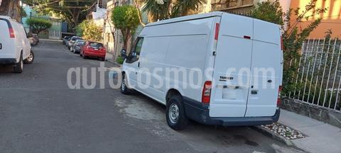 Ford Transit Diesel Van Jumbo usado (2008) color Blanco Nieve precio $105,000