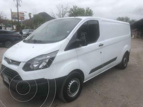 Ford Transit Diesel Van Jumbo usado (2014) color Blanco precio $199,000