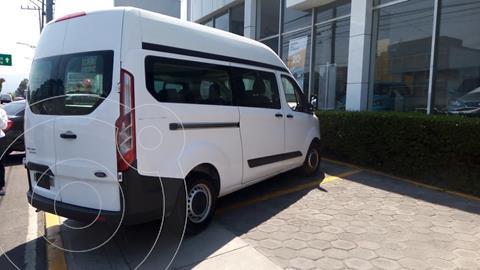 Ford Transit Gasolina 15 Pasajeros usado (2014) color Blanco precio $265,000