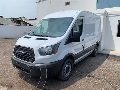 Ford Transit VAN V6/3.7 AUT usado (2015) color Blanco precio $210,000
