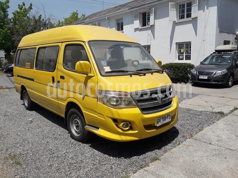 Foton View Minibus Escolar 24Pas usado (2013) color Blanco precio $5.500.000