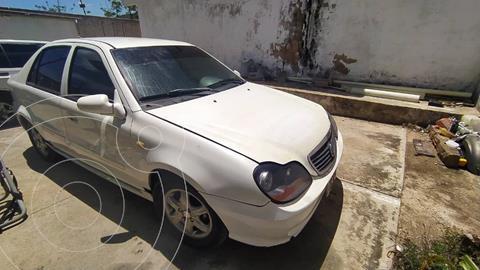 Geely CK 1.5 usado (2013) color Blanco precio u$s1.100