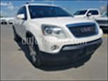Foto venta Auto usado GMC Acadia B 5P AUT 7 PAS 4X2 PIEL (2010) color Blanco precio $190,000