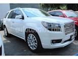 Foto venta Auto usado GMC Acadia Denali (2016) color Blanco precio $480,000