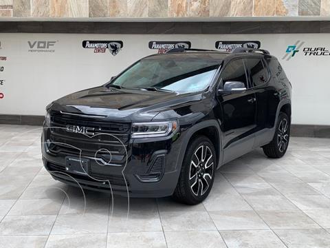 GMC Acadia Black Edition usado (2021) color Negro precio $845,000