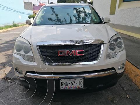 GMC Acadia Paq. D usado (2011) color Blanco precio $175,500