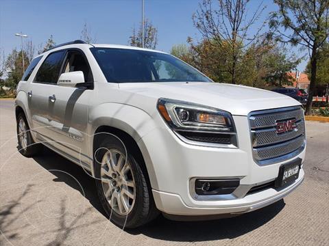 GMC Acadia Denali usado (2016) color Blanco precio $380,000
