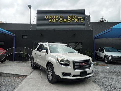 GMC Acadia SLT 1 usado (2014) color Blanco precio $295,000