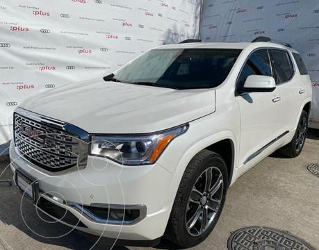 GMC Acadia Denali usado (2017) color Blanco precio $479,000