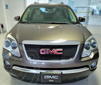 GMC Acadia SLT 2 Plus usado (2011) color Cafe precio $192,000