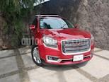 Foto venta Auto usado GMC Acadia SLT (2013) color Rojo Obscuro precio $289,000