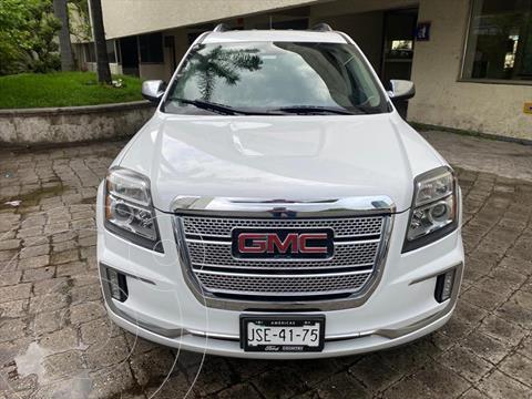 foto GMC Terrain DENALI V6/3.6 AUT usado (2016) color Blanco precio $379,000