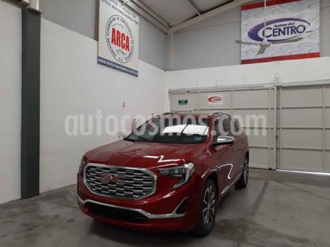 GMC Terrain Denali  usado (2018) color Rojo precio $492,000