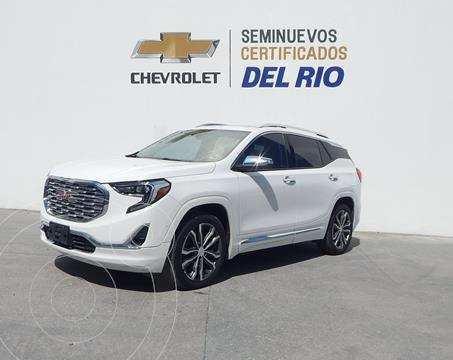 GMC Terrain Denali usado (2018) color Blanco precio $550,000