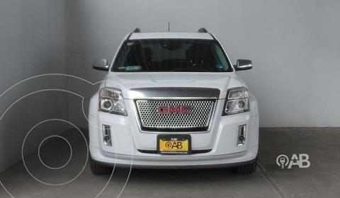 GMC Terrain V6 3.0L usado (2015) color Blanco precio $275,000