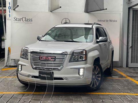 GMC Terrain Denali usado (2017) color Blanco precio $395,000