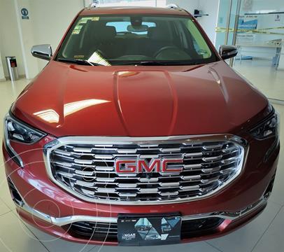 GMC Terrain Denali usado (2018) color Rojo precio $480,000
