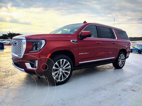 GMC Yukon Denali XL nuevo color Rojo precio $1,826,900