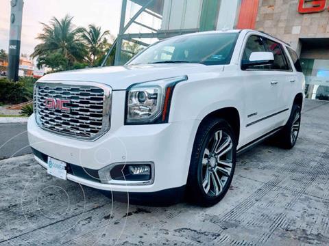 GMC Yukon Denali usado (2020) color Blanco precio $1,059,000