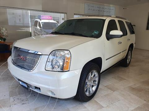 GMC Yukon C DENALI QUEMACOCOS usado (2013) color Blanco precio $335,000