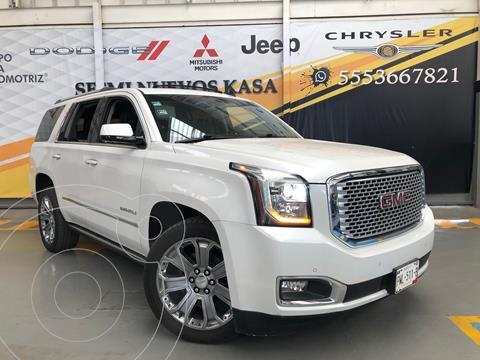 GMC Yukon Denali AWD usado (2016) color Blanco precio $660,000