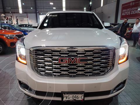 GMC Yukon Denali 8 Vel AWD usado (2019) color Blanco precio $1,399,000