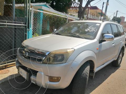 Great Wall CUV Hover 2.4L 4x2 usado (2009) color Plata precio u$s2.300