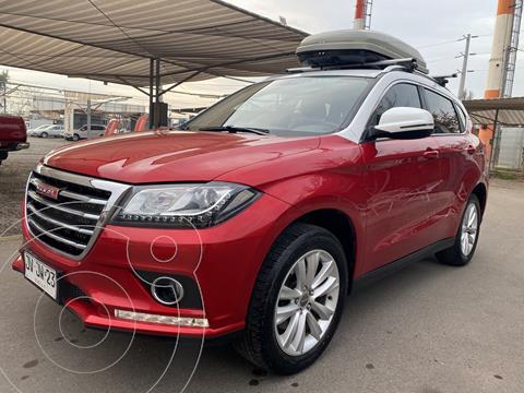 Haval H2 1.5L Elite 4x2  Aut usado (2017) color Rojo precio $11.280.000