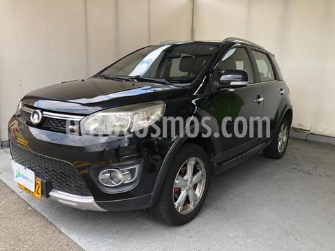 Haval M4 1.5L 4x2 Comfort usado (2015) color Negro Perla precio $25.600.000