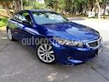 Foto venta Auto usado Honda Accord 2p EX Coupe v6 Aut (2009) color Azul precio $135,000