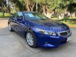 Foto venta Auto usado Honda Accord 2p EX Coupe v6 Aut (2009) color Azul precio $139,500