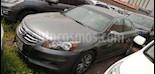 Foto venta Auto usado Honda Accord 4p EX Sedan L4/2.4 Aut (2012) color Gris precio $160,000