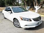 Foto venta Auto usado Honda Accord 4p EX Sedan L4/2.4 Aut (2012) color Blanco precio $145,000