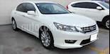 Foto venta Auto usado Honda Accord 4p EXL Sedan L4/2.4 Aut Navi (2014) color Blanco precio $239,000