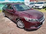 Foto venta Auto usado Honda Accord 4p EXL Sedan L4/2.4 Aut (2013) color Rojo precio $172,000