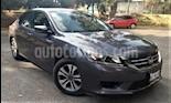 Foto venta Auto usado Honda Accord 4p LX Sedan L4/2.4 Aut (2015) color Gris precio $239,000