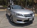 Foto venta Auto usado Honda Accord 4p LX Sedan L4/2.4 Aut (2014) color Plata precio $225,000