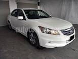Foto venta Auto usado Honda Accord 4p LX Sedan L4/2.4 Aut (2011) color Blanco precio $157,000