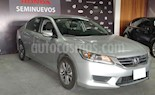 Foto venta Auto usado Honda Accord 4p LX Sedan L4/2.4 Aut (2015) color Plata precio $247,000