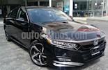 Foto venta Auto usado Honda Accord 4p Sport Sedan L4/1.5/T Aut (2018) color Negro precio $467,000