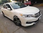 Foto venta Auto usado Honda Accord 4p Sport Sedan L4/2.4 Aut (2017) color Blanco precio $345,000