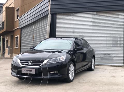 Honda Accord 2.4 EXL Aut usado (2014) color Negro Cristal precio u$s16.500