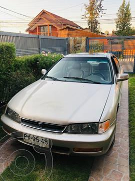 Honda Accord Exr 2.2L Abs usado (1997) color Plata precio $2.100.000