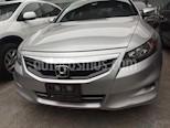 Foto venta Auto usado Honda Accord Coupe EX 3.5L (2012) color Plata precio $180,000
